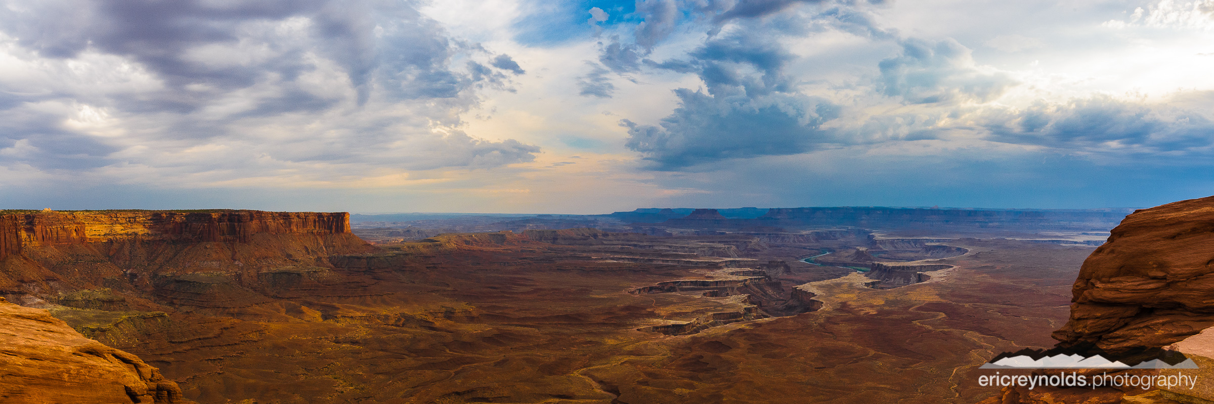 Green River Overlook by Eric Reynolds - Landscape Photographer