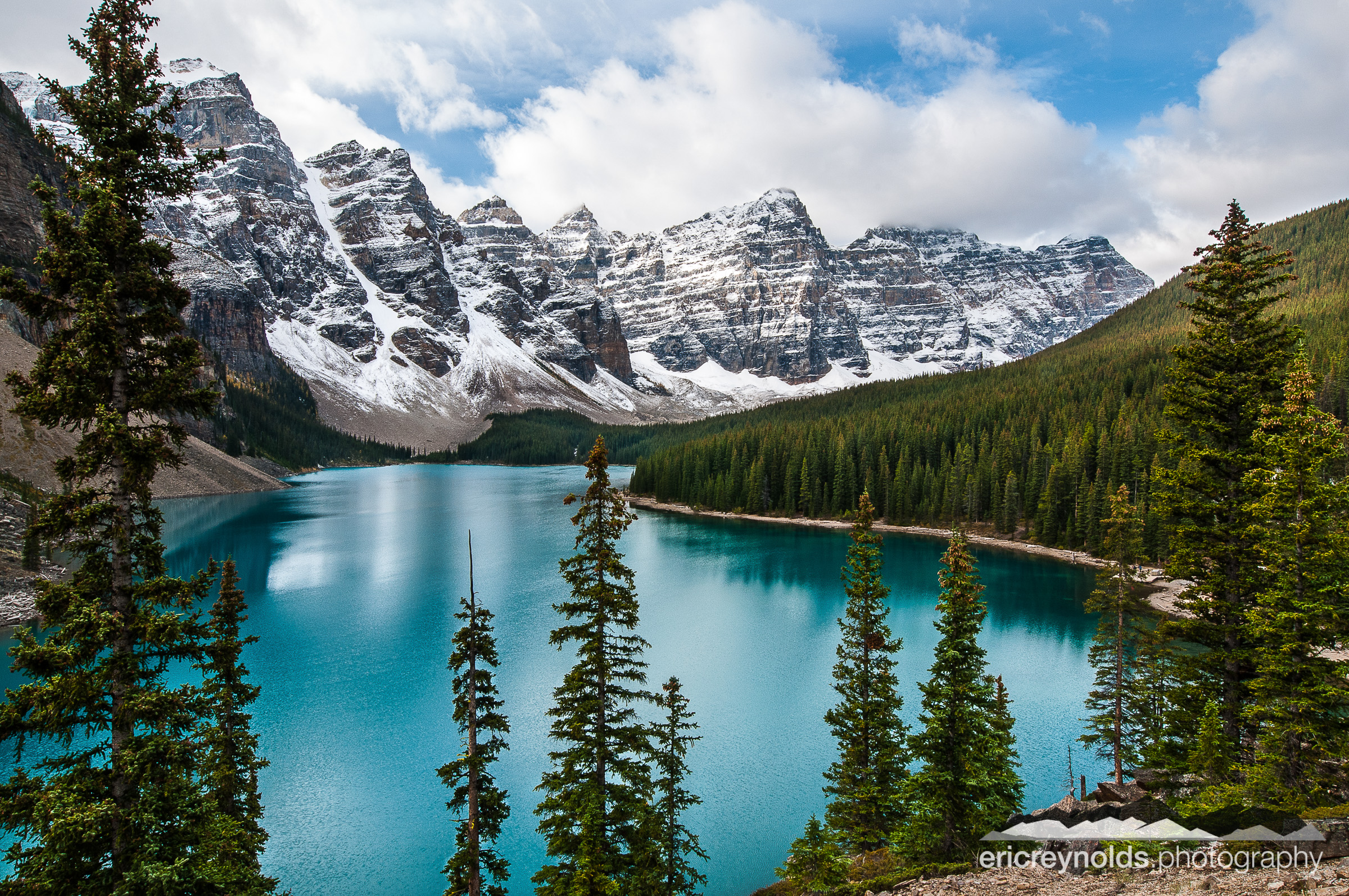 Moraine Lake by Eric Reynolds - Landscape Photographer