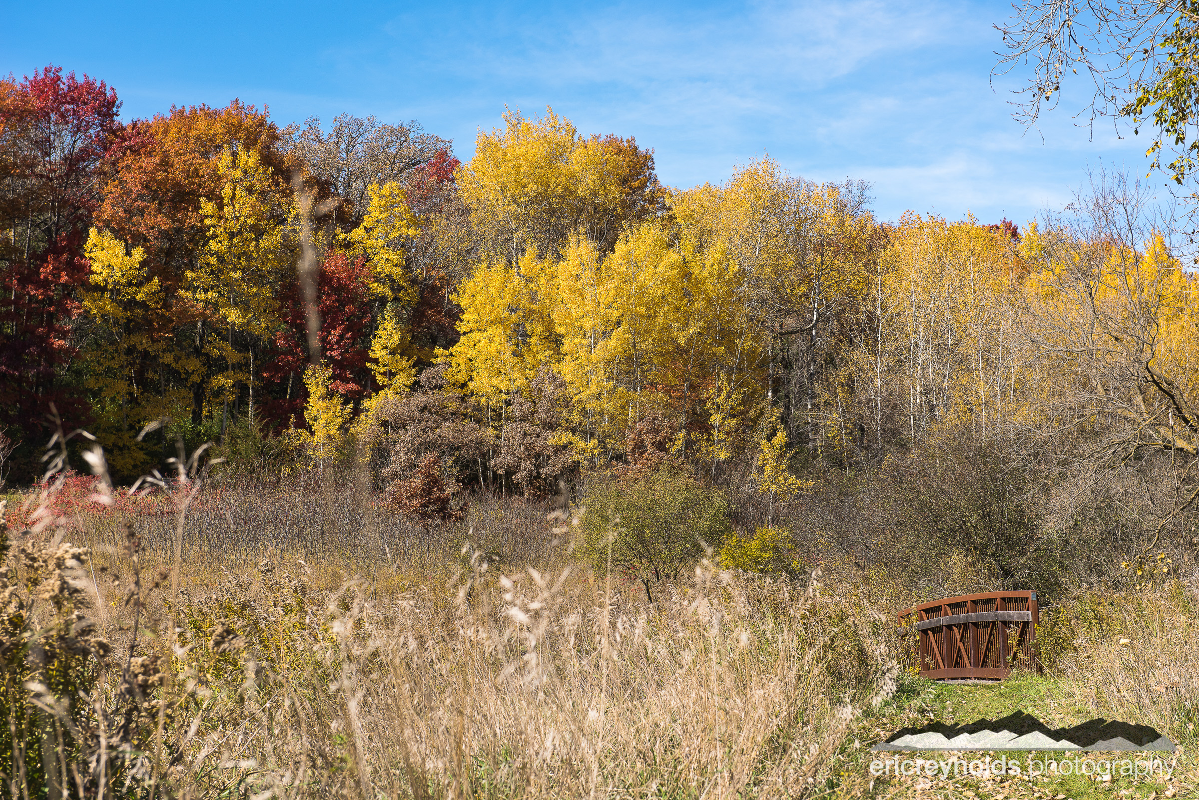 Quarry Hill in the Fall by Eric Reynolds - Landscape Photographer